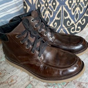 Sorel Madson Leather Boots
